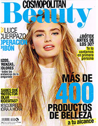Cosmopolitan Beauty Junio 16