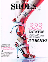 Marie Claire Shoes Abril 16